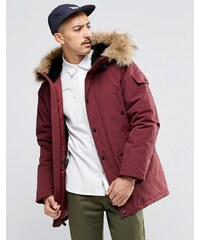 Carhartt WIP - Anchorage - Parka - Rouge