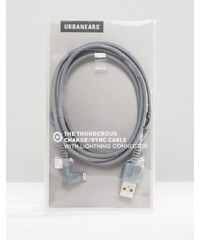 Urbanears - Thunderous - Câble USB charge/synchro - Gris - Gris