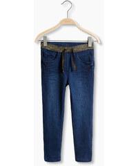 Esprit Teplákové džíny s elastickým pasem