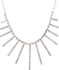 Náhrdelník tyčinky s krystaly NK0036