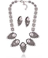 Sada listy náhrdelník a náušnice SD0075-12