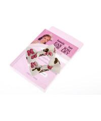 Dívčí sponky do vlasů se zoubky mašle Minnie DM0012-1301