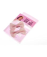 Dívčí sponky do vlasů se zoubky mašle proužky DM0011-1306