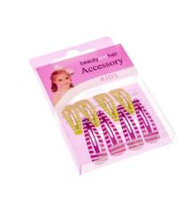 Dětské dívčí sponky do vlasů proužek - malé DM0006-0311