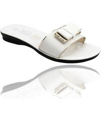 Dámské pantofle CAMO s mašlí