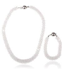 Sada náhrdelník a náramek Beads s korálky SD0065-01