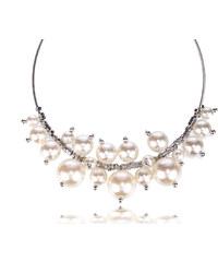 Náhrdelník perly na obruči NK0016-0312