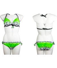 Dámské plavky Summer Lux Snake vzor hadí kůže DA0002-0610