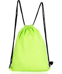 Modní vak NEON COLORS batoh barevný unisex