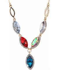 Náhrdelník slzičky s krystaly Swarovski elements NK0092-0205