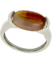 Prsten přírodní kámen - Karneol PR0092-035409
