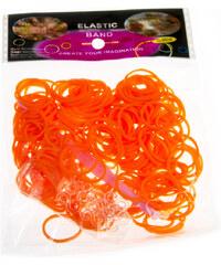 LOOM BANDS gumičky na výrobu náramků 200ks OS0010-1309