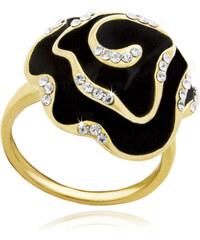 Prsten růže barevná PR0079-035302