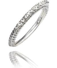 Prsten jemný s krystalky PR0041-035901