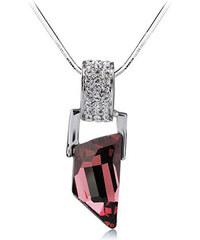 Přívěsek s řetízkem krystal Swarovski elements PK0229-0306