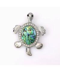 Brož želvička s Paua perletí BR0008-0410