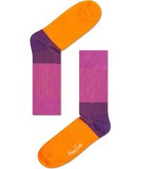 Happy Socks Socke 'Ribb Block' 505