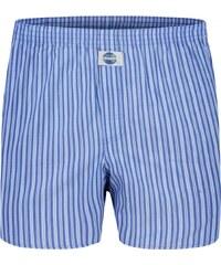 DEAL Boxershorts 'Streifen', blau
