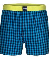 Happy Shorts Boxershorts 'Karos', lime
