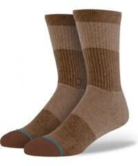 Stance 'The Foundation' Socke 'Spectrum', braun