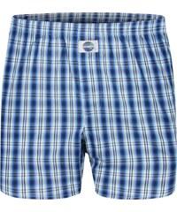 DEAL Boxershorts 'Karos', blau