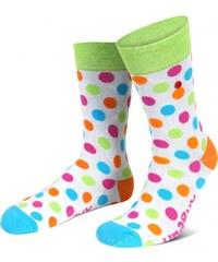 Unabux Socke 'APRIL', bunt
