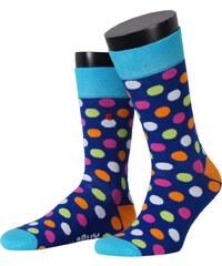 Unabux Socke 'BRAVE', bunt