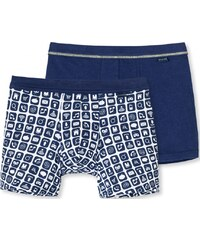 Schiesser 2-Pack Kinder-Retroshorts 'Icons'