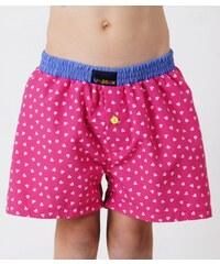 Unabux Kinder Boxershorts 'Kids', pink