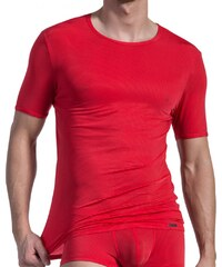 Olaf Benz T-Shirt, Rundhals, rot