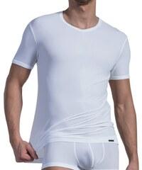 Olaf Benz V-Neck Shirt, weiß