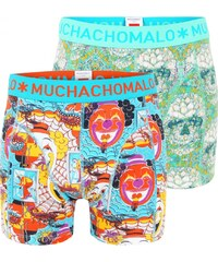 Muchachomalo 2-Pack Shorts 'Fear'