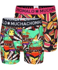 Muchachomalo 2-Pack Shorts 'World Record'