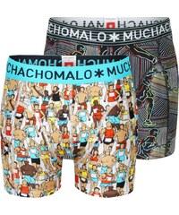 Muchachomalo 2-Pack Shorts 'Marathon'