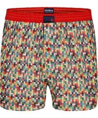 Unabux Boxershorts 'PIXELS', mehrfarbig
