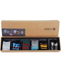 Stance Geschenkbox 6-Pack Kleinkind Socken (1-4 Jahre)