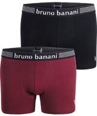Bruno Banani 2-Pack Boxershorts 'Silver Line' Geschenkbox