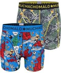 Muchachomalo 2-Pack Shorts 'Schiffmacher'