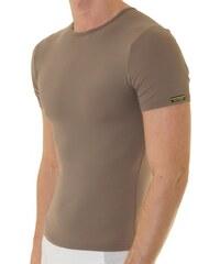 Nils Bohner Mikrofaser Unterhemd, taupe