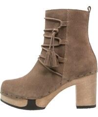 Softclox EDITH High Heel Stiefelette bailey brown