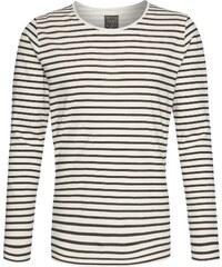 Review Shirt mit Streifen
