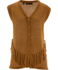 bpc selection Gilet sans manches marron femme - bonprix