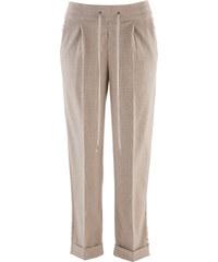 bpc selection Pantalon confortable 7/8 marron femme - bonprix