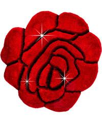 bpc living Teppich Rose in rot von bonprix