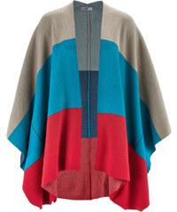 bpc bonprix collection Strick-Poncho in rot für Damen von bonprix