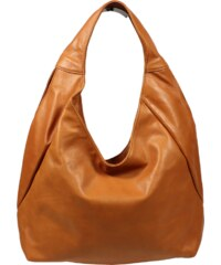 Kožená kabelka Tita Camel