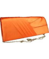 Omely velká plesová kabelka Y008 Arancione