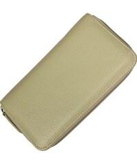 elegantní italská peněženka WB005 Beige