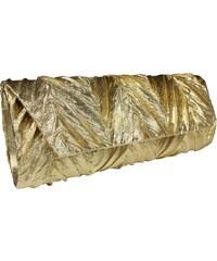 Zlatá plesová kabelka MQ0969 LT.Gold
