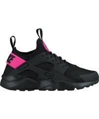 Nike Air Huarache Run Ultra Gs Schuhe black/pink